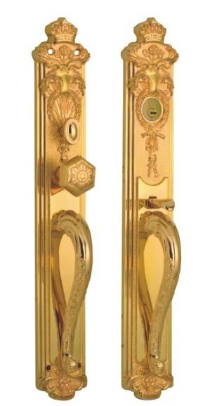 美式大门锁系列